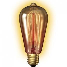 Kooldraadlamp Edison 60 watt E27