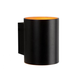 Squalla Round G9 wandlamp zwart