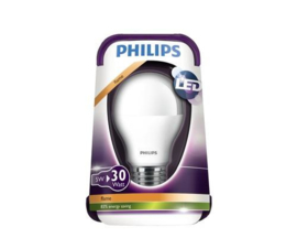 Philips Blister Led standaard Flame