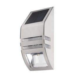 Soper PV LED buiten wandlamp met solar (IP44)