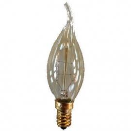 Kooldraadlamp Tipkaars 25 watt E14
