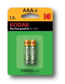 Kodak Rechargeable Ni-Mh AAA