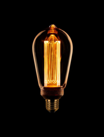 Led Kooldraad Edison E27 Goud