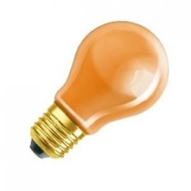 Standaardlamp 15 watt E27 oranje