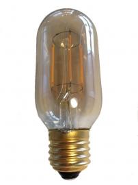Filament Led Buis E27 Goud