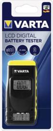 Varta digitaal Batterijtester
