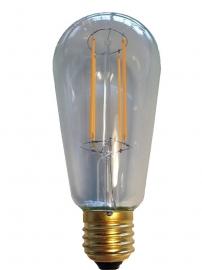 Filament Led Edison E27 Helder dimbaar