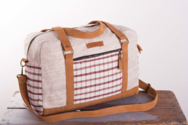 Handbag - Bruine ruit