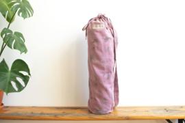 Tie Dye Yoga Mat Bag - Purple