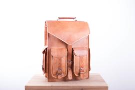 """Envelope Bag 4 Pockets Leather 15,6"""" – Oil color"""
