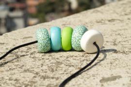 Rondelle - Tajar 5 beads