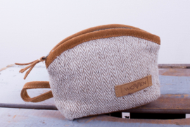 M-Purse halfround - Naturel