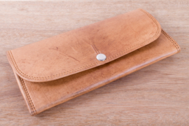 Batua Leather Wallet - Lighter Oil