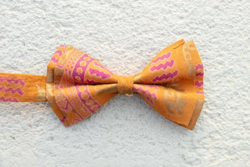 Strik - Oranje/Geel