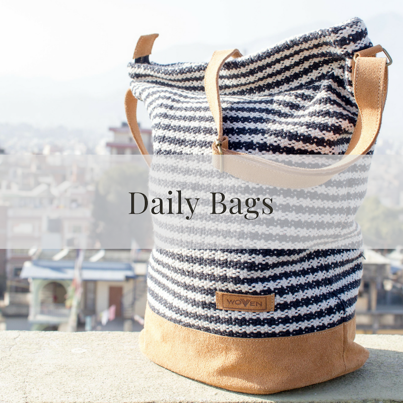 MuniMuni - WOVEN - Daily Bags