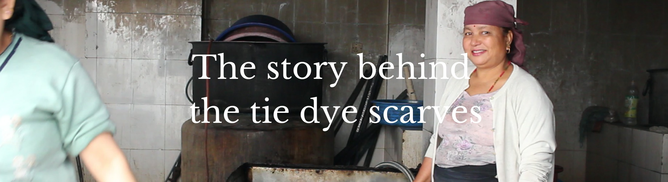 The story behind Tie Dye