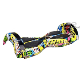 Hoverboard Shell Cover Graffiti 8 inch