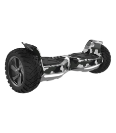 Off Road Hoverboard Camo Grey 8,5 inch