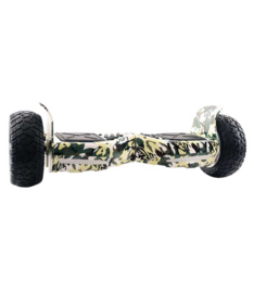 Off Road Hoverboard Camo Green 8,5 inch