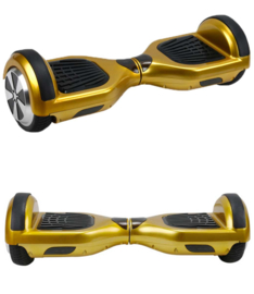 Hoverboard Goud 6,5 inch