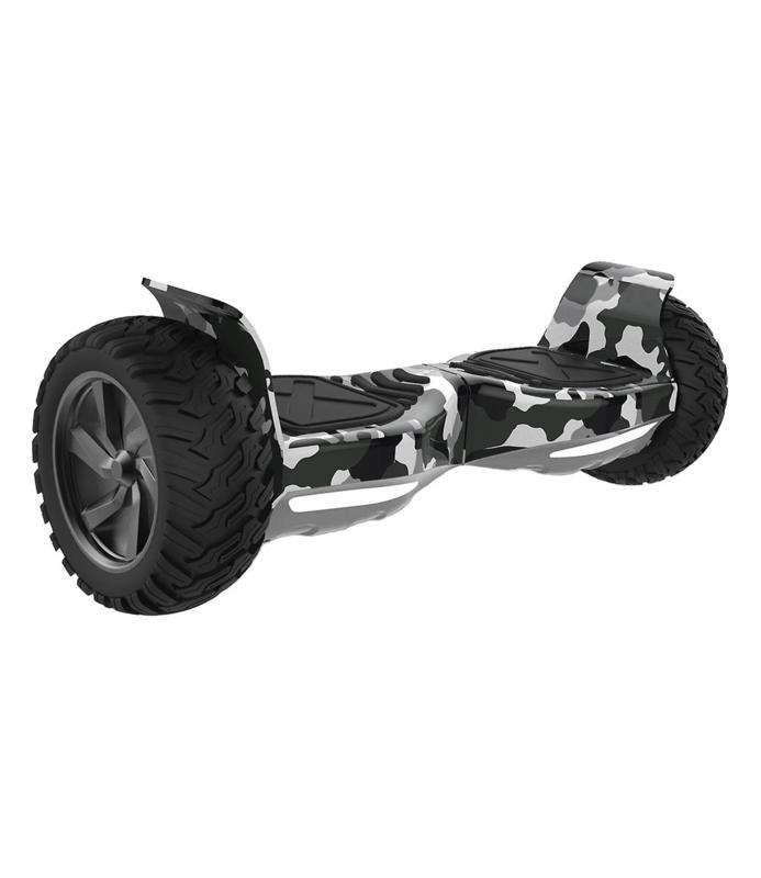 Off Road Hoverboard Camo Grey 8,5 inch