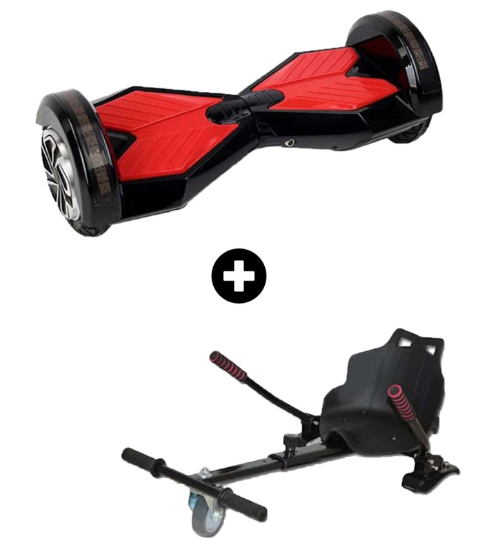 Hoverboard Zwart 8 inch