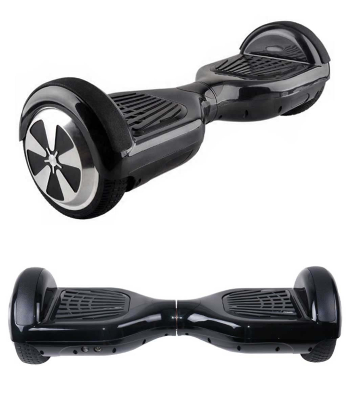 Hoverboard Black 6,5 inch