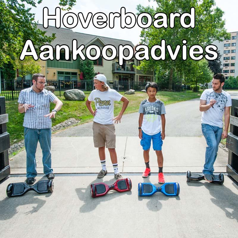 Waar moet je op letten bij aankoop hoverboard?