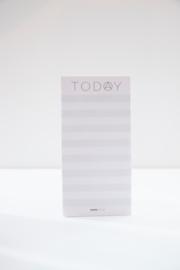 4 X TODAY notitieblok +  4 kaarten