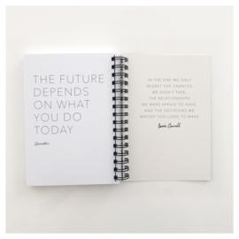 Black Friday: Plan Your Work Leopard print B