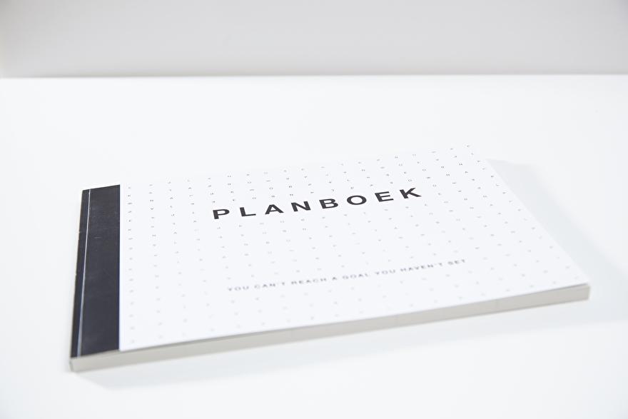 PLANBOOK A4 FORMAAT