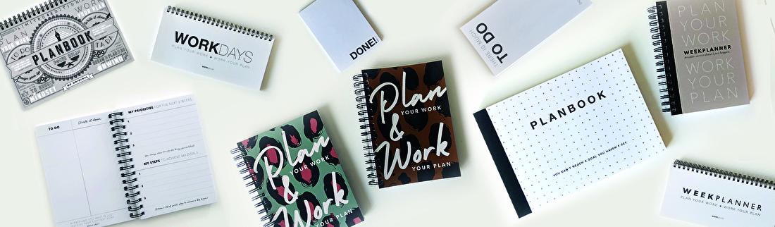 Welke planner past het beste bij jou? | Vormgevoel