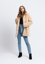 Tanja Faux Fur Coat