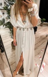 Dress Silk Champagne