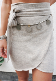 Short Wrap Skirt 9050