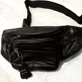 Fanny pack real leather