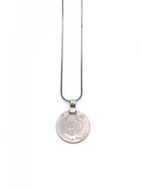 Small Coin – 50CM Silver