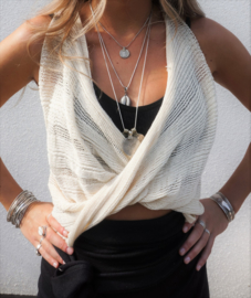 Short Top Knotted Front 9074