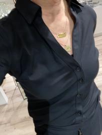Blouse Shantionea Black
