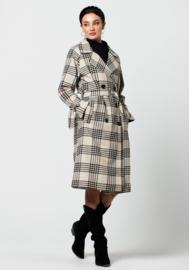Cassandra Check Coat