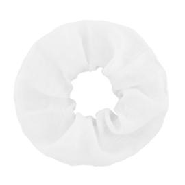 White Scrunchie Pernille