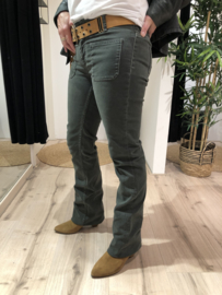 Perla Boot Cut Evergreen