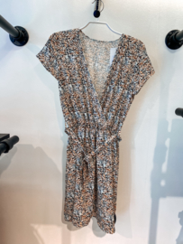 Short Dress Summer Flower  1618