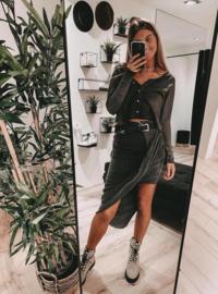 Skirt Gece Black