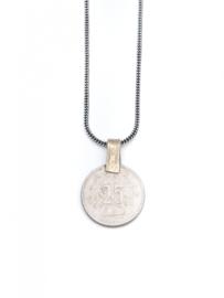 Big Coin – 50CM Silver