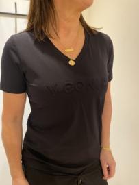 T-Shirt Shantionea Black