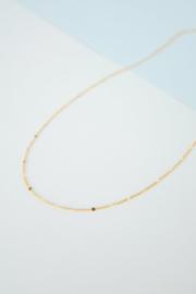 Small Drops Chain Gold