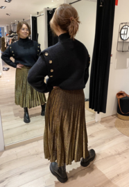 Skirt Juliette Gold