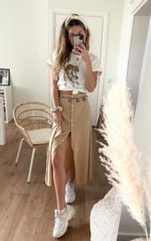 Maxi Skirt Knoopjes 5555
