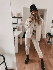 Oversized Jacket Off-white 90287